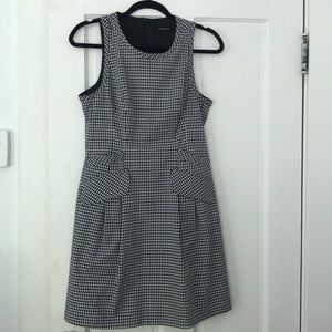 Black and white Nanette Lepore dress